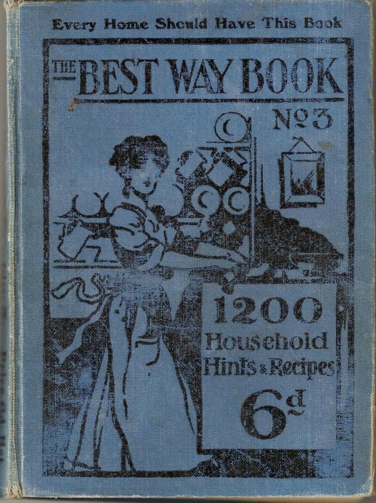 The Best Way Book No 3 1916