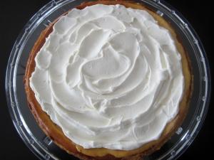 Baked Baileys Cheesecake