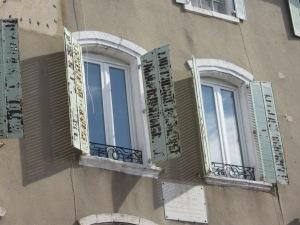 fabulous old shutters