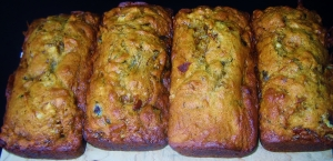Date Nut Loaves 1