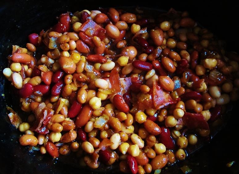 bean hotpot