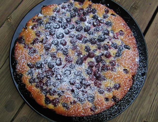 Classic blueberry cake2