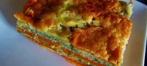 sweet potato lasagna layers