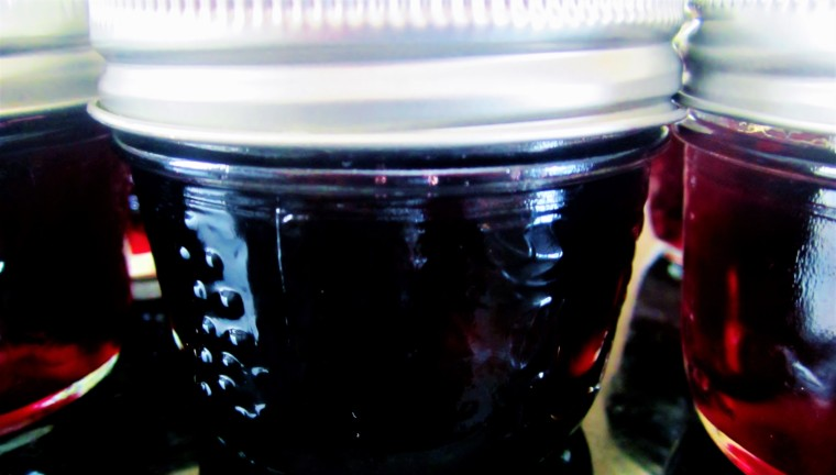 red wine jelly 2