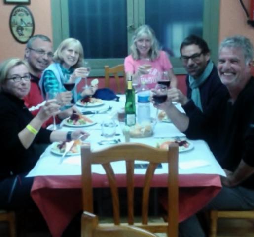 pilgrim dinner