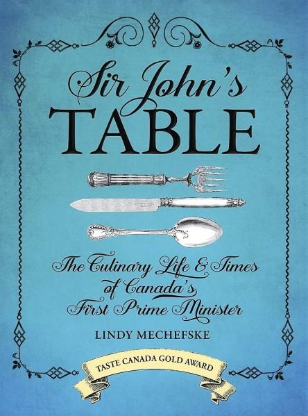 Sir John's Table cover