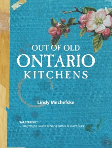 Out of Old Ontario Kitchens Front Cover